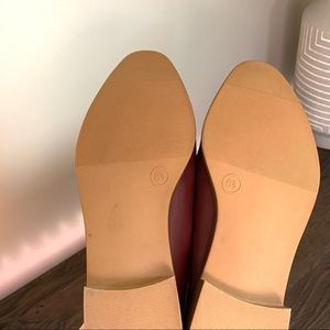 Universal Thread Shoes - Universal Thread Amber Backless Loafer Mules NWT